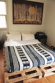 The Secret Of Shipping Pallet Beds Improvised Life For Scenic Full Size Pallet  Bed