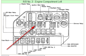 lexus sc400 fuse box diagram lexus wiring diagrams online