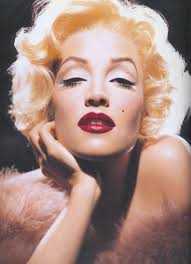 Marilyn Monroe Hairstyle Diamonds Are A Girls Best Friend Marilyn Monroe Pinterest