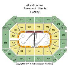 Allstate Arena Seating Chart Ed Sheeran Allstate Arena Tickets Allstate Arena In Rosemont Il At