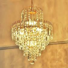 battery operated hanging chandelier and wireless crystal with home