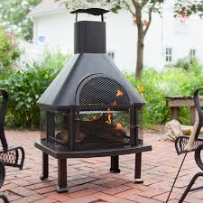 creative outdoor wood burning fireplace with especial oakland living cast iron of fireplacel home design img 0021l home design gas pot belly stove
