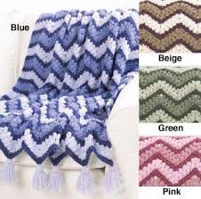 Ripple Afghan Patterns Fascinating Mary Maxim Free Harmony Ripple Afghan Crochet Pattern