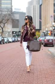 louis vuitton neverfull damier black. burgundy free people lace up top // black swan jacket topshop white. louis vuitton neverfull damier t