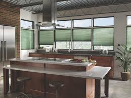 Kitchen Shades Delightful 20 Green Kitchen Blind On Melissa Did An Amazing Job