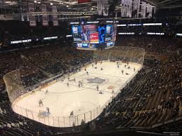 Scotiabank Maple Leafs Seating Chart Scotiabank Arena Section 313 Toronto Maple Leafs