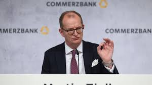 But it indicated in a. Commerzbank S Ceo And Chairman To Resign Amid Pressure From Activist Cerberus Wsj