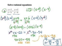 most viewed thumbnail solving rational equations