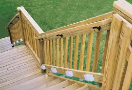 replace stair railing. Replacing A Deck Stair Railing Replace E