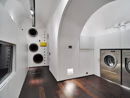 Decorations:Awesome Laundry Room Decorating With Mudroom Storage Idea  Unique Laundry Room Design Like In