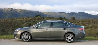 Review: 2013 Toyota Avalon Limited (Video) - The Truth About Cars