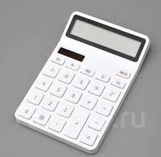 <b>Xiaomi</b> Mijia <b>KACO LEMO</b> Настольный <b>калькулятор</b> - Канцелярия ...