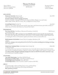 sample resume for college college grad resume samples maths equinetherapies co