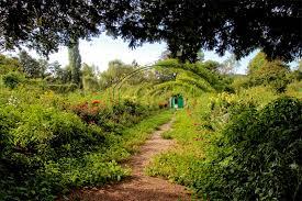 claude monet garden. Delighful Garden Monetu0027s House And Gardens Intended Claude Monet Garden Y