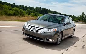 2011 Toyota Avalon Limited - Editors' Notebook - Automobile Magazine