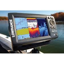 Lowrance Elite 7 Hdi Chart Maps Lowrance Elite 7 Hdi Fishfinder Chartplotter Gps