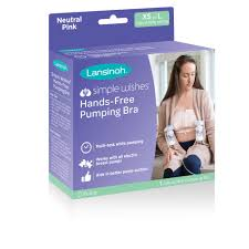 Simple Wishes Pumping Bra Size Chart Lansinoh Simple Wishes Hands Free Pumping Bra Size Xs L Walmart Com