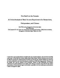 First Draft] The Devil's In The Caveats: A Critical Analysis Of ...