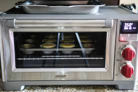 wolf gourmet countertop oven isn t it just gorgeous it s got all the features of a regularly sized oven plus a few more right on your countertop