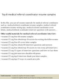Resume Referral