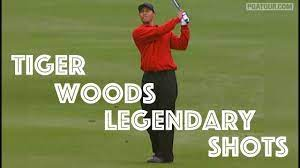 Tiger Woods Legendary Shots - YouTube