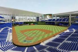 Marlins Ballpark Seating Chart Marlins Ballpark Sports Stadiums World Pinterest Miami