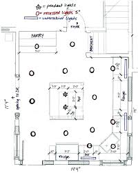 kitchen lighting layout. Recessed Lighting Layout Tool Kitchen Calculator Wiring Bathroom Light A
