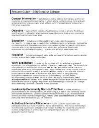 What Needs To Be Included In A Resume Do You Need Objective In Resume Should We Put I To Write Homey 23