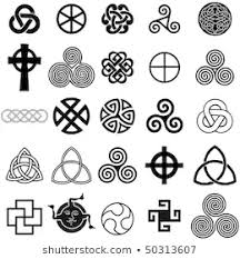 Celtic Symbol Chart Irish Celtic Symbols And Meanings Celtic Symbols And Their