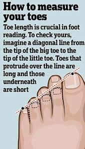 This Is What Your Toes Reveal About Your Personality