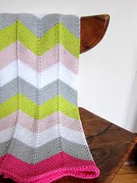 Ravelry: Chevron Baby Blanket pattern by Espace Tricot & Espace Tricot Adamdwight.com