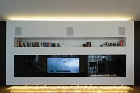 inspiring living room interior with tv wall panel design ideas stunning and modern white living