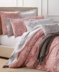 charter club paisley duvet cover set 3 pcs hibiscus pima cotton com