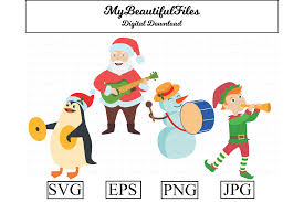 Each one opens up a different set of options and selectors. Creativefabrica Christmas Svg Animation Creativefabrica