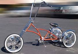 custom chopper bicycle trike frames bicycle model ideas
