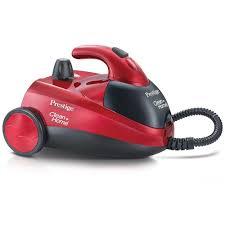Prestige Clean Home Series Dynamo Steam Cleaner Red