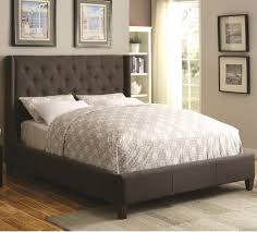 Coaster Upholstered Beds Upholstered King Bed - Item Number: 300453KE