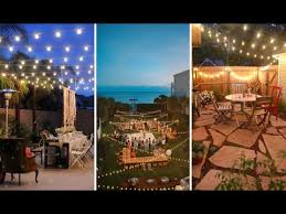 backyard string lighting ideas. 26 Breathtaking Yard And Patio String Lighting Ideas Will Fascinate You Backyard