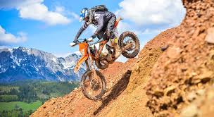 2018 ktm launch. perfect launch tested 2018 ktm exc tpi launch in ktm launch