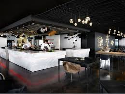 restaurant open kitchen. About Preparation And Plating Of The Food They Love To Be Part Action, Which Explains Growing Popularity Open Kitchens Designs. Restaurant Kitchen T