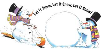 Image result for let it snow clip art images