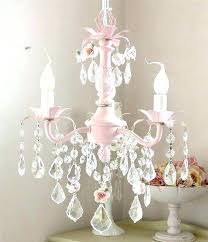 Baby Girl Room Chandelier Custom Decorating