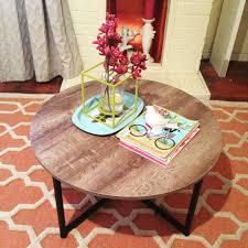furniture kmart coffee tables designs black round industrial