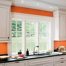kitchen counter window. Multiple Windows Above Kitchen Sink Counter Window