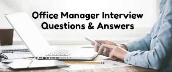 Medical Sales Interview Questions Office Manager Interview Questions And Answers