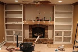 Built In Drywall Shelves Bookshelves For Fireplace Bookshelves For Library Bookshelves