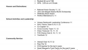 23 Resume Sample For College Students Bcbostonians1986 Com