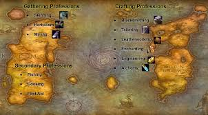 Best Professions Wow Classic Best Gold Making Professions World Of Warcraft