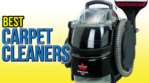 10 best carpet cleaners 2016