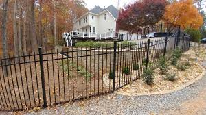 Decorative Fence Toppers Atlanta Metal Fences Residential And Commercial